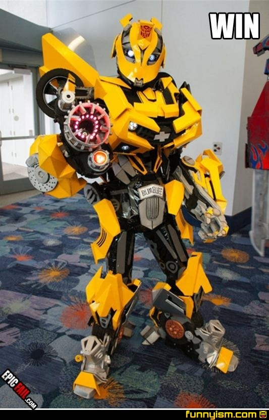 cosplay transformers