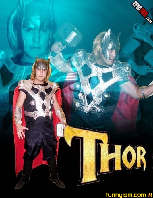 puissant Thor